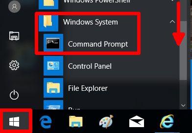 windows batch file cmd command